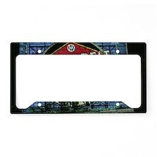 grain belt License Plate Holder
