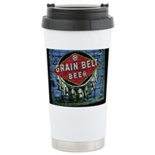 grain belt Travel Coffee Mug