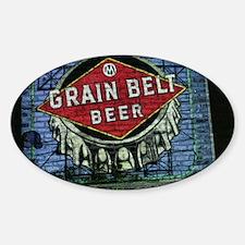 grain belt Decal
