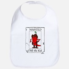 Chili the Kid Bib