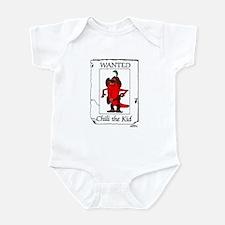 Chili the Kid Infant Bodysuit