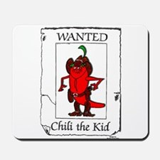 Chili the Kid Mousepad