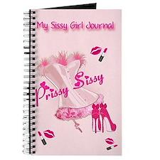 Prissy Sissy Corset Journal