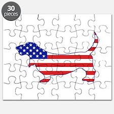 American Basset Puzzle