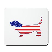 American Basset Mousepad