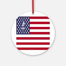 Team Freestyle USA Ornament (Round)