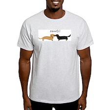 Dachshund Smooch T-Shirt