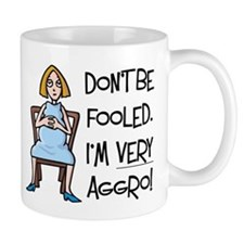 Pregnant Aggro Mug