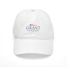 Grant For President Baseball Cap
