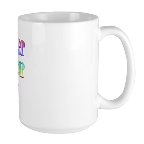 Sooner or later... Large Mug