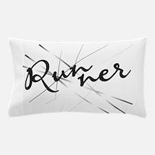 Abstract Runner Pillow Case