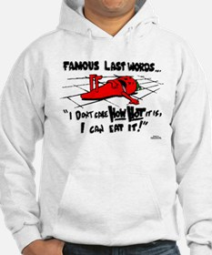 Famous Last Words Jumper Hoody