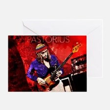 Jaco Red Greeting Card