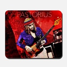 Jaco Red Mousepad