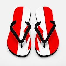 Team Freestyle Canada Flip Flops