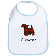 Clan Cameron Scotty Dog Bib