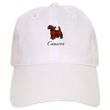 Clan Cameron Scotty Dog Baseball Cap