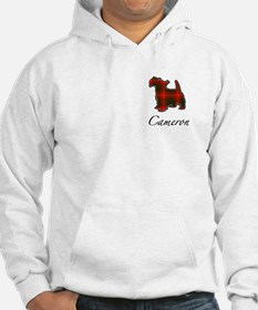 Clan Cameron Scotty Dog Hoodie