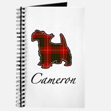 Clan Cameron Scotty Dog Journal