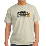 Dumb Animals Light T-Shirt