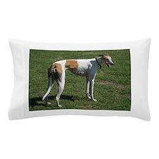 greyhound full Pillow Case