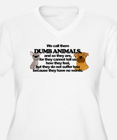 Dumb Animals T-Shirt