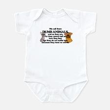 Dumb Animals Infant Bodysuit