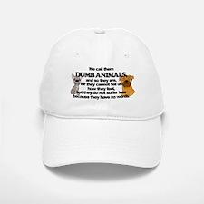 Dumb Animals Baseball Baseball Cap