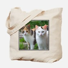 Calico Cats Tote Bag