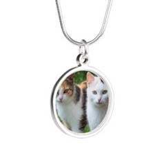 Calico Cats Necklaces