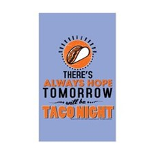 OITNB Taco Night Decal