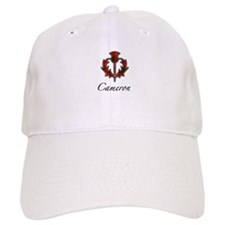 Clan Cameron Thistle Baseball Cap