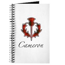 Clan Cameron Thistle Journal