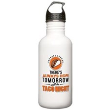 OITNB Taco Night Water Bottle Stain