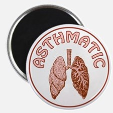 ASTHMATIC Magnet