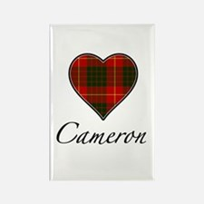Love your Clan - Cameron Rectangle Magnet