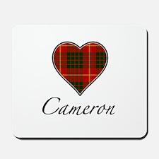 Love your Clan - Cameron Mousepad