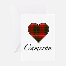 Love your Clan - Cameron Greeting Cards (6 cards)
