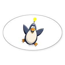 Idea Penguin Decal