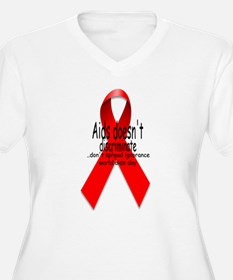 Aids Doesn't discriminate T-Shirt