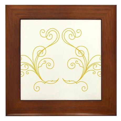 West Framed Tile