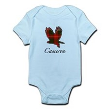 Clan Cameron Golden Eagle Infant Bodysuit