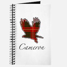 Clan Cameron Golden Eagle Journal