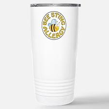 BEE STING ALLERGY Travel Mug