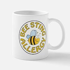 BEE STING ALLERGY Mugs
