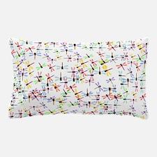 Dragonflies pattern Pillow Case