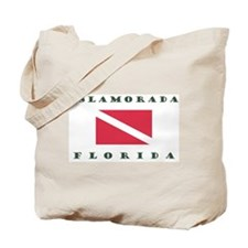 Islamorada Florida Tote Bag