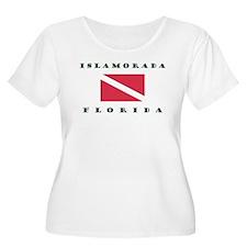 Islamorada Florida Plus Size T-Shirt
