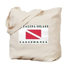 Catalina Island California Tote Bag