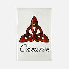 Clan Cameron Celtic Knot Rectangle Magnet
